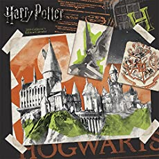 Harry Potter 2019 Calendar: Includes 2 Posters