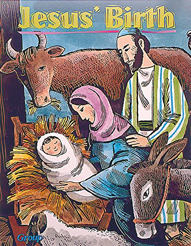 Bible Big Books: Jesus' Birth