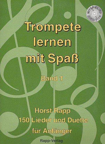 Rapp Verlag Trompete lernen mit Spaß 1