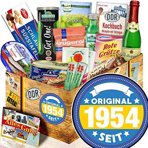 Original seit 1954   Geschenke 65 Geburtstag Männer   Ost-Set Spezialitäten