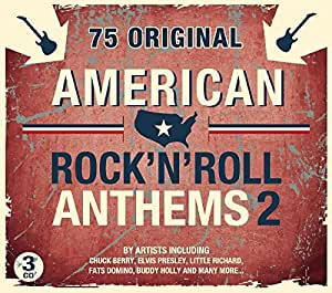 American Rock N Roll Anthems 2