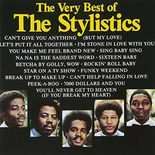 The Very Best of the Stylistics by Van McCoy