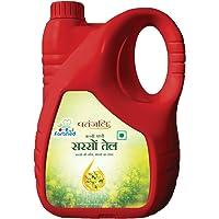 Patanjali Fortified Mustard Oil, 5L