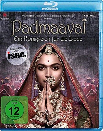 Padmaavat [Blu-ray] (Bollywood Nacht Kostüm)