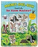 Der kleine Maulwurf Magnet-Spiel-Buch: Mit 16 tollen Magneten - Teller Laura