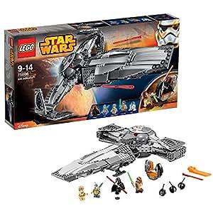 Lego Gwiezdne Wojny Sith Infiltrator 75096 (Star Wars) [Klocki]