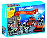 Playmobil 5495 Christmas Advent Calendar Fire Rescue Operation