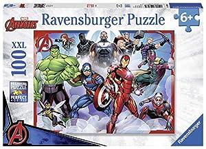Ravensburger- Camp Rock Puzzle 100 Piezas, (1)