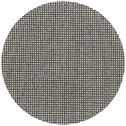 Silverline 323921 Lot de 10 Disques abrasifs treillis auto-agrippant 225 mm grain 180