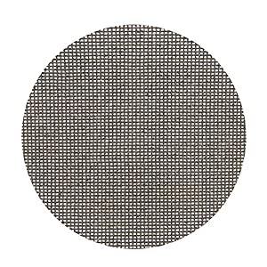 Silverline 839875 225 mm 120 Grit Hook and Loop Mesh Discs (Pack of 10)