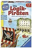 Ravensburger Kinderspiele 24969 Die Logik-Piraten Lernspiel