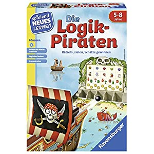 Ravensburger 24969 Game: The Logical Pirate [German Language Version]
