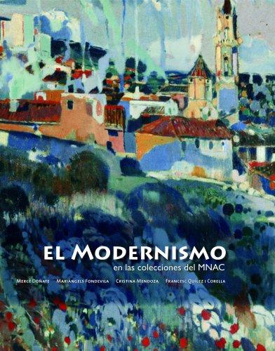 (E) Modernismo en el MNAC por From Lunwerg Editores