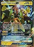 carte Pokémon SM33 Tokorico GX 170 PV Promo NEUF FR