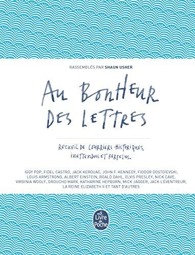 Au bonheur des lettres par Shaun Usher