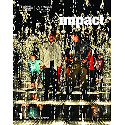 Impact 1. Student's Book with Online Workbook