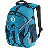 Powerslide Fitness Backpack Zaino Casual, 42 cm, 16 liters, Blu (Blue)