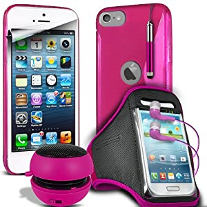 Ipod 5th Generation Pink