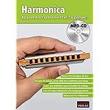 Harmonica - Apprendre rapidement et facilement + Code QR pour les playbacks