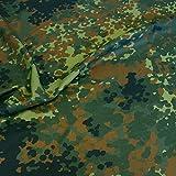Bundeswehr Camouflage-Stoff Meterware - robust und