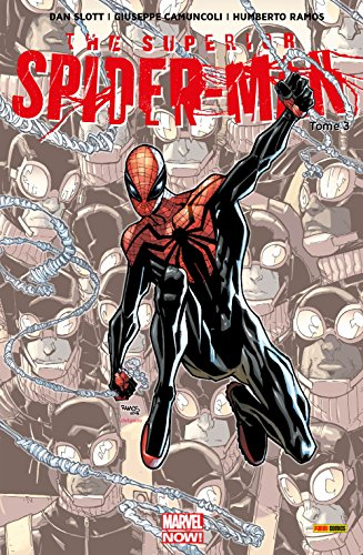 Superior Spider-Man Vol. 3: Fins De Règne par Dan Slott
