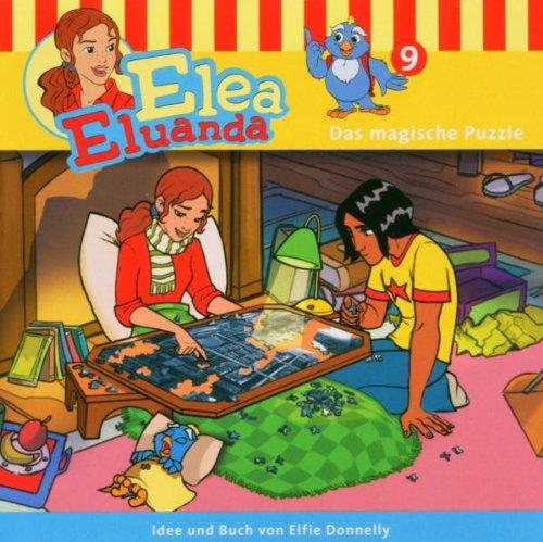 (Elea Eluanda 09 Das magische Puzzle CD)