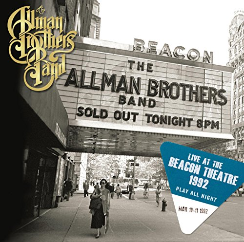 Play All Night: Live At The Beacon Theater 1992 [2 CD]