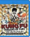 Kung Fu Trailers of Fury [Blu-ray] [Import italien]