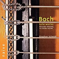 Bach: Lute Pieces (Arr. for Ten-String Guitar)