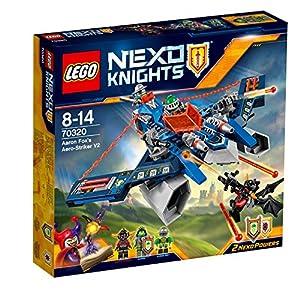 LEGO Nexo knights, Colore Vari, 70323  LEGO
