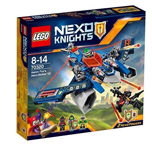 Junior-ritter (LEGO Nexo Knights 70320 - Aarons Aero-Flieger V2)
