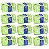 #9: Chicco Soft Cleansing Wipes Pack Of 12-72 Pcs Each Total 24 Wipes