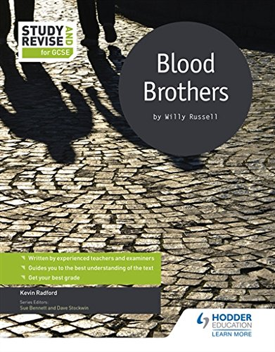 Study and Revise for GCSE: Blood Brothers (Study & Revise)