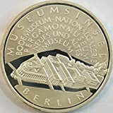 Münzen für Sammler BRD Schönnr: 104 (217) Museumsinsel Berlin, Stempelglanz 2002 10 Euro Silber