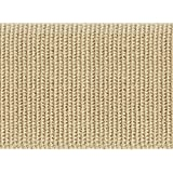 NBK Burberry tejida cinta anchura de 38 mm x10m devanado de Marfil BB380-10M-521