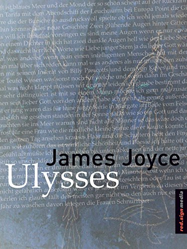James Joyce Kindle (Ulysses)