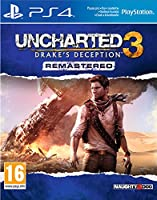 Sony Uncharted 3: Drake's Deception  [PlayStation 4] (Sony Eurasia Garantili)