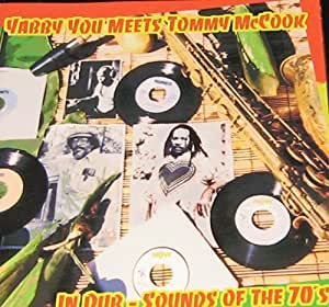Meets Tommy Mccook in Dub [Import anglais]