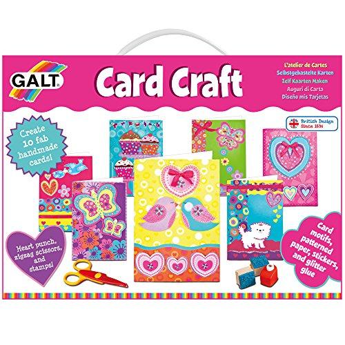 Imagen principal de Galt Card Craft - Juego para crear tarjetas