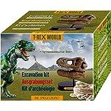 Spiegelburg 14455 Ausgrabungsset Dinoschädel Tyrannosaurus T-Rex World von Die Spiegelburg