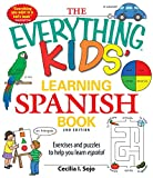 The Everything Kids Learning Spanish Book 2nd Edition - Best Reviews Guide