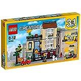 Lego 31065 Creator Stadthaus an der Parkstraße, Bausteinspielzeug