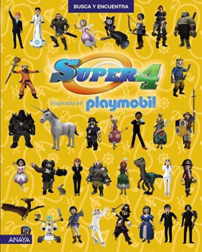 Super 4 - Busca y encuentra (Literatura Infantil (6-11 Años) - Super 4)