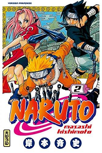 Naruto - Tome 2
