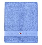 TOMMY HILFIGER Frottee LEGEND 2er Set Waschlappen 30 x 30 Handtücher 100% Frottee aus reiner Baumwolle Seaside