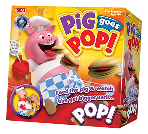 John Adams Pig Goes Pop Game
