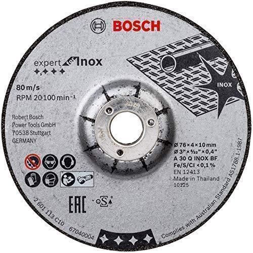 Schruppscheibe Expert for Inox A 30 Q INOX BF, 76
