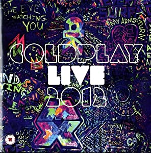 Coldplay - Live 2012