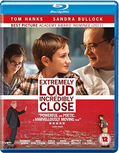 Extremely Loud and Incredibly Close [Blu-ray] [Region Free] [UK Import]