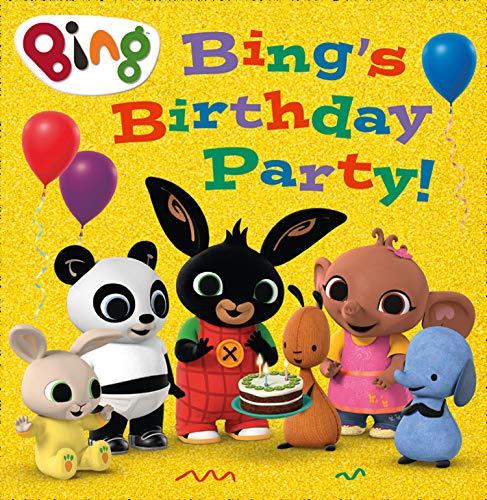 Bing's Birthday Party (Bing) (English Edition)